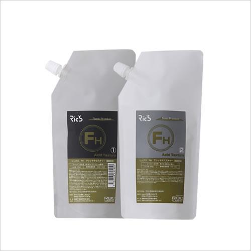 リックス FH(1剤・2剤)アシッドテクスチャー 各400ml